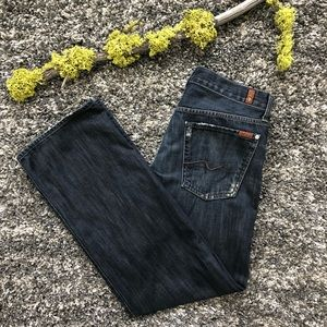 7 for All Mankind Austyn distressed relaxed 33